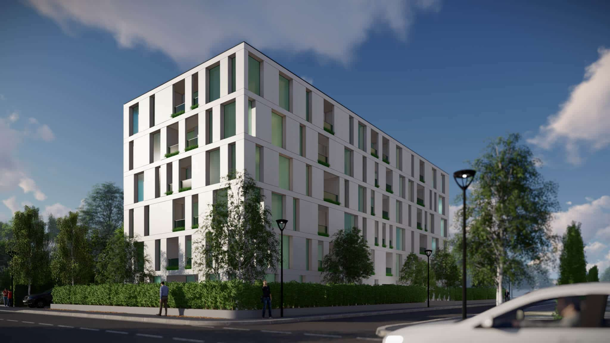 IANCU NICOLAE 30 APPARTEMENT BUILDING 3